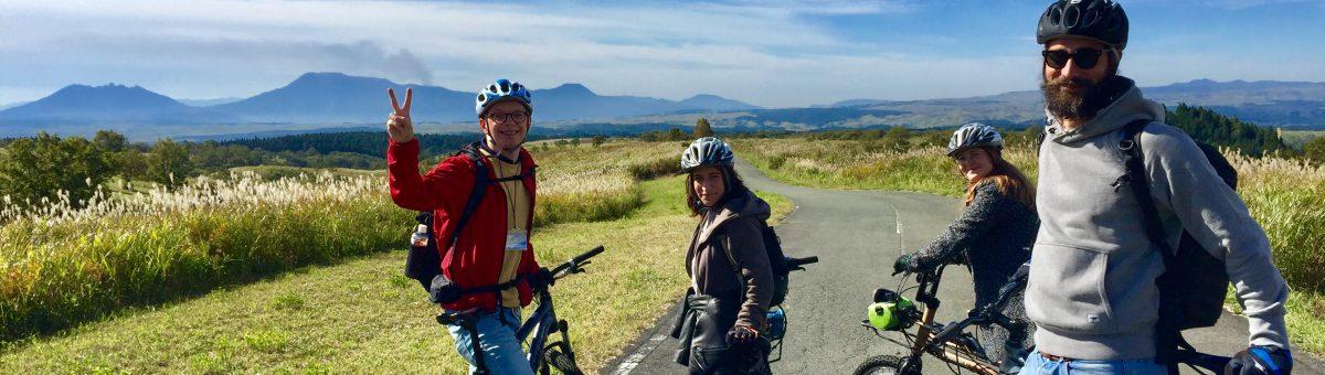 Aso Rural Cycling & Farming Tour